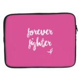 15 inch Neoprene Laptop Sleeve-Forever Fighter