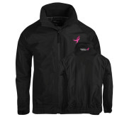 Black Charger Jacket-Ribbon