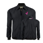 Black Players Jacket-Ribbon