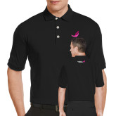 Callaway Tonal Black Polo-Ribbon