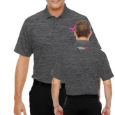 Under Armour Graphite Performance Polo-Ribbon