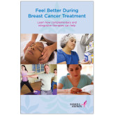 Feel Better During Breast Cancer Treatment Single Booklet-