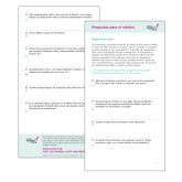 Ask the Doctor Breast Biopsy in Spanish Single Sheet-