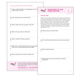 Ask the Doctor Clinical Trials Single Sheet-