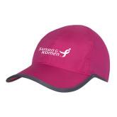 Pink/Charcoal Trail Blaze Cap-Susan G. Komen