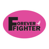 Large Magnet-Forever Fighter, 12 in Wide
