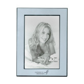 Silver Two Tone 5 x 7 Vertical Photo Frame-Susan G. Komen
