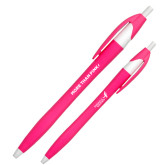 Dart Fuchsia/White Pen-Be More Than Pink