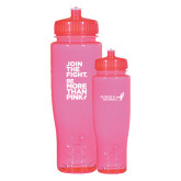 Spectrum Pink Sport Bottle 28oz-Join The Fight.