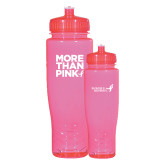 Spectrum Pink Sport Bottle 28oz-More Than Pink