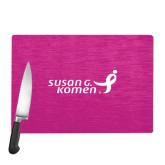 Cutting Board-Susan G. Komen