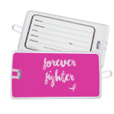 Luggage Tag-Forever Fighter
