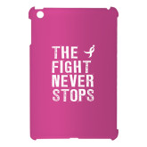 iPad 4 Mini Case-The Fight Never Stops Distressed
