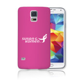 Galaxy S5 Phone Case-Susan G. Komen