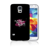 Galaxy S5 Phone Case-Pretty Feet Dont Make History - Splatter