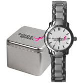 Mens Stainless Steel Fashion Watch-Susan G. Komen