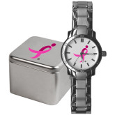 Mens Stainless Steel Fashion Watch-Ribbon