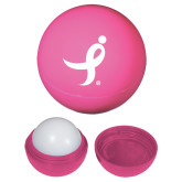 Fuchsia Lip Moisturizer Ball-Ribbon