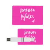 Card USB Drive 4GB-Forever Fighter