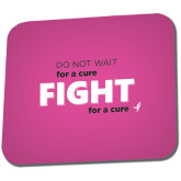 Full Color Mousepad-Fight For A Cure