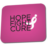 Full Color Mousepad-Hope Fight Cure