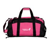 Tropical Pink Gym Bag-Susan G. Komen