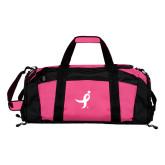 Tropical Pink Gym Bag-Ribbon