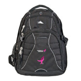 High Sierra Swerve Compu Backpack-Ribbon