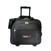 Embassy Plus Rolling Black Compu Brief-Susan G. Komen