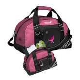 Ogio Pink Half Dome Bag-Ribbon