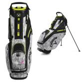 Callaway Hyper Lite 5 Camo Stand Bag-Susan G. Komen