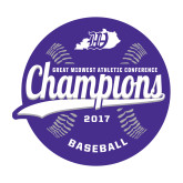 Medium Decal-GMAC Baseball Champions 2017