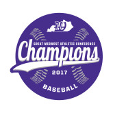Small Decal-GMAC Baseball Champions 2017