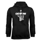 Black Fleece Hoodie-G-MAC Champions - Mens Basketball 2017 Net