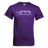 Purple T Shirt-Panther