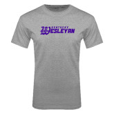 Grey T Shirt-Kentucky Wesleyan