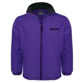 Purple Survivor Jacket-Kentucky Wesleyan