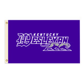 3 ft x 5 ft Flag-Primary Logo