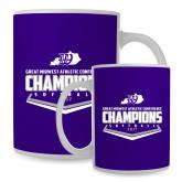 Full Color White Mug 15oz-GMAC Softball Champions 2017 Plate