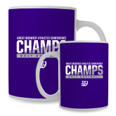 Full Color White Mug 15oz-GMAC Champs 2017 Softball
