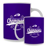 Full Color White Mug 15oz-GMAC Baseball Champions 2017