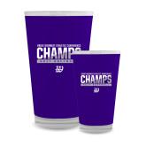 Full Color Glass 17oz-GMAC Champs 2017 Softball