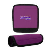 Neoprene Purple Luggage Gripper-Primary Logo