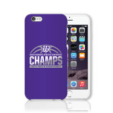 iPhone 6 Phone Case-Great Midwest Athletic Conference Champs - 2017 Mens Basketball Half Ball