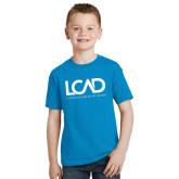 Youth Sapphire T Shirt-Full Mark