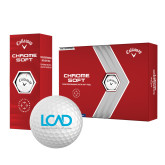 Callaway Chrome Soft Golf Balls 12/pkg-Full Mark