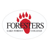 Large Decal-Foresters, 12 inches wide