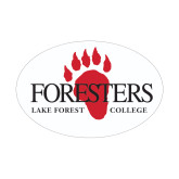 Small Decal-Foresters, 6 inches wide