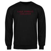 Black Fleece Crew-Wordmark