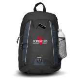 Impulse Black Backpack-Foresters